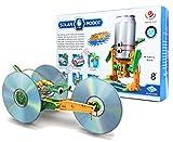 Die Flaschenpost - RECYCLER Robot - 6 Solar Spielzeuge mit ÖKO Pfiff - Bausatz / The Educational RECYCLER / Le Kit de Recyclage Solar