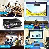 IMG-3 videoproiettore wimius 6800 lumen nativa