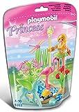 Playmobil - 5352 - Fée du Soleil avec bébé Pegasus Summer Wind