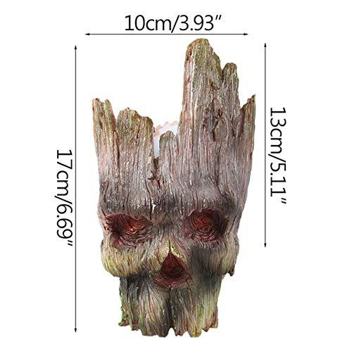 Estatuillas Groot Hot Toys Marvel Guardians Groot The Galaxy Avengers Cute Baby Tree Man Figura De Accin Juguetes, 9