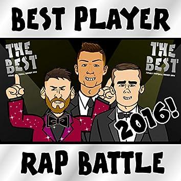 The Best Player Rap Battle 2016!