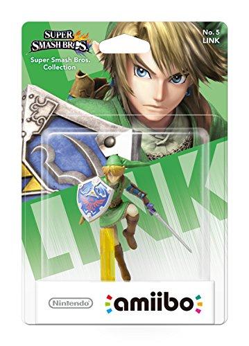 Amiibo Link - Super Smash Bros. Collection