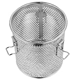 Best Soup Strainers - Hemoton Stainless Steel Spice Seasoning Strainer Tea Ball Review