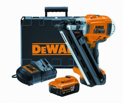DeWALT DCN690M2 Neúmatico - Martillos eléctricos y grapadoras eléctricas (2.8-3.3 mm, 34°,...