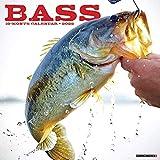 Bass Fishing 2022 Wall Calendar