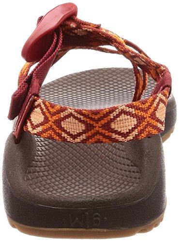Chaco Women's Z/Cloud X Sandal, Standard Peach, 6 M US