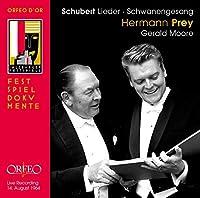 Schubert: Lieder by Gerald Moore
