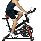 Best Spinning Bikes - Indoor Exercise Bike Spinning Cycling Bike Stationary W/LCD Review