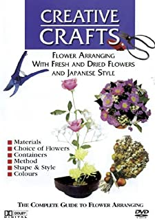 Flower arranging with fresh and dried flowers and japanese style [DVD] [2007]