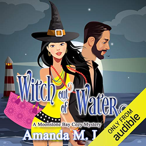 Witch Out of Water  By  cover art