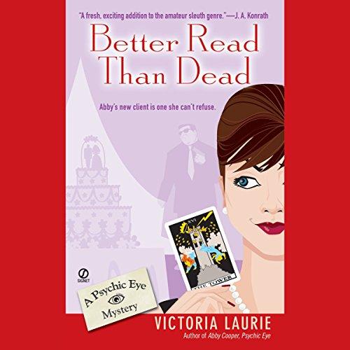 Better Read Than Dead audiobook cover art