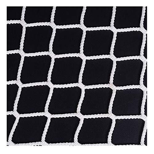 Sportnetz,Tor Netz für Stadion Fußball Golf Basketball Court Barriere ersatz feld platz Goal Net Backstop Ball-Stoppnetz,für Stadion Knotless Rope Skigebiet Isolation Sports Draussen Seil 3
