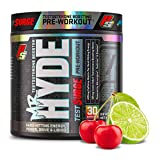 ProSupps® Mr. Hyde® Test Surge, Testosterone Boosting, Hard Hitting Energy Pre-Workout, 30 Servings (Cherry Limeade)
