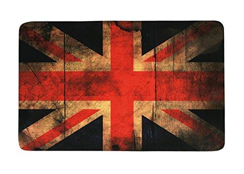 Prijs aan steel Ontbijtplankje Vintage 'Union Jack'' | Plankje | Eetplank | Retro | Engeland | Engelse vlag UK | Cadeau voor mannen | grappig | snijplank | broodplank