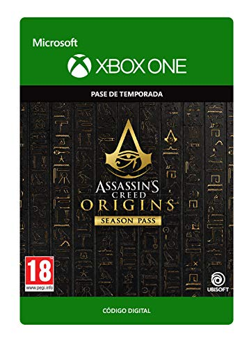 Assassin's Creed Origins: Season pass   Xbox One - Código de descarga