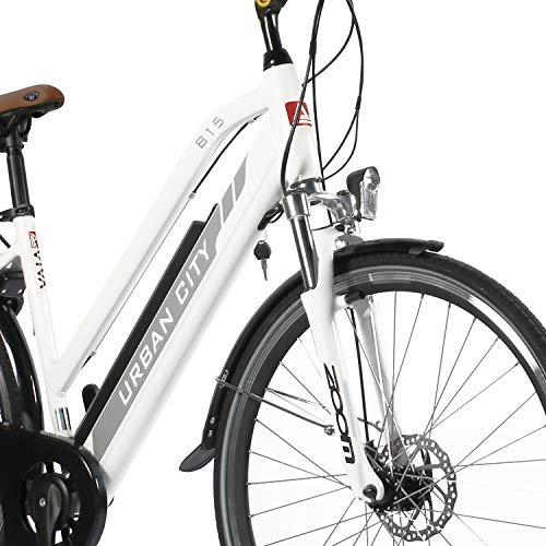 Trekking E-Bike AsVIVA rad 28″ CityBike Bild 4*