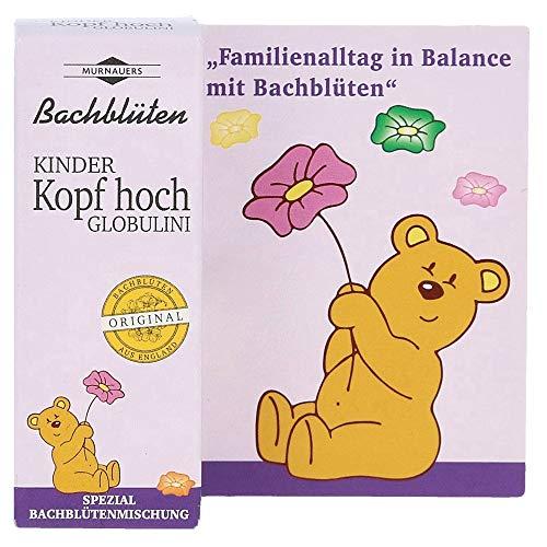 Murnauers Bachbl�ten Kinder Kopf hoch Globulini, 10 g