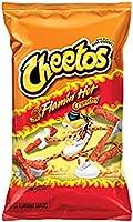 Cheetos Flamin Hot Crunchy 8oz/226.8g US IMPORT