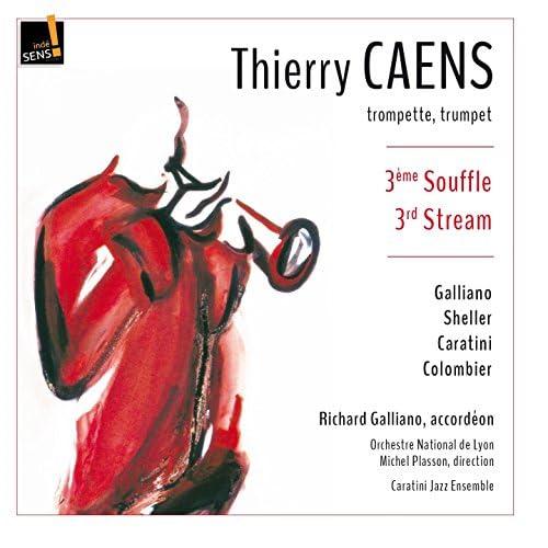 Thierry Caens, Michel Plasson, Orchestre National de Lyon