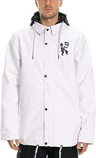686 Men's Waterproof Coach's Insulated Jacket - Waterproof Ski/Snowboard Winter Coat