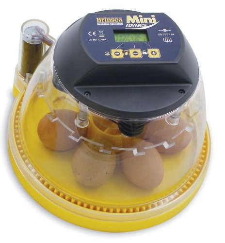 Brinsea Mini Advance Hatching Egg Incubator