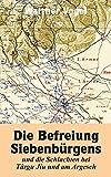 Die Befreiung Siebenbürgens und die Schlachten bei Târgu Jiu und am Argesch (German Edition)