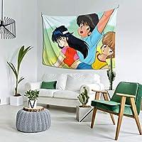 自然風景 きまぐれオレンジロード5 多機能 タペストリー インテリア 壁掛け おしゃれ 室内装飾タペストリー カバー カーテン ウォールアート 布ポスター カーテン カスタマイズ可能