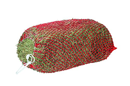 Weaver Leather Slow Feed Hay Bale Net, Red, 42""