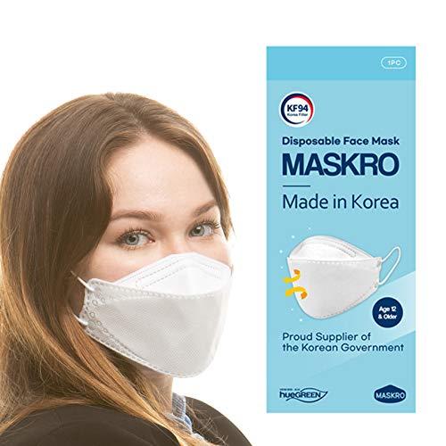 Mascarillas Facial 3d marca MASKRO