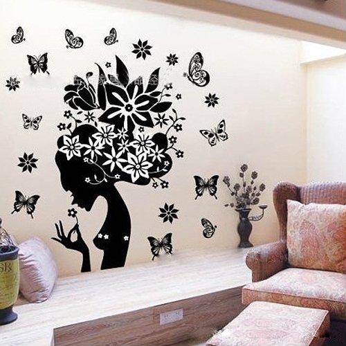 Vinilo decorativo de pared extraíble, para decorar tú mismo la habitación