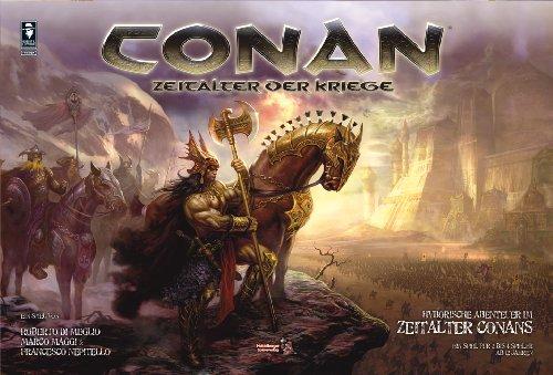 Heidelberger Spieleverlag HE163 - Conan - Zeitalter der Kriege
