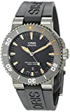 Aquis Oris Fechas Men's 43 mm Automatic Watch Black Rubber Fechas 733,7653.4259.RS1