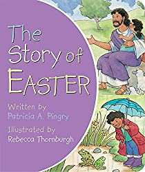 Check out these resources for teaching little ones the Easter story!