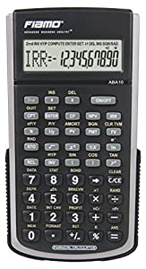 fiamo aba10 Financial Calculator