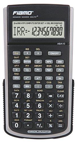 Fiamo ABA10 financiele rekenmachine