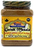 Rani Garam Masala Indian 11 Spice Blend 1lb (16oz) 454g ~ Salt Free | All Natural | Vegan | Gluten Friendly | NON-GMO | Indian Origin