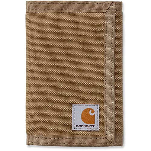 Carhartt Extreme Trifold portemonnee bruin