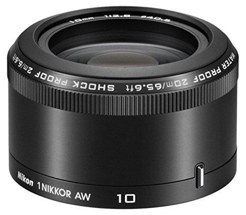 Nikon 1 NIKKOR AW 10mm f/2.8 ブラック 1NAW10 2.8BK