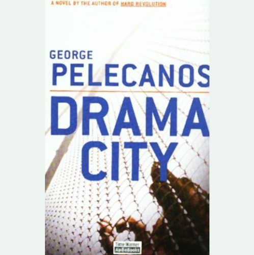 Drama City cover art