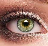 ELFENWALD farbige Kontaktlinsen, 3-Monatslinsen, besonders natürlicher Look, maximaler...