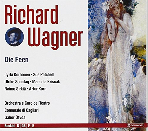 Richard Wagner: Die Feen (Oper) (Gesamtaufnahme) (3 CD)