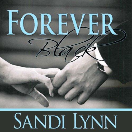 Forever Black audiobook cover art