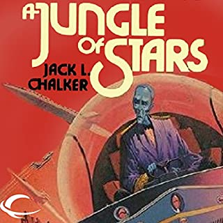 A Jungle of Stars cover art