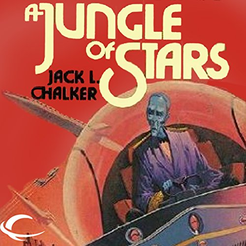 A Jungle of Stars audiobook cover art