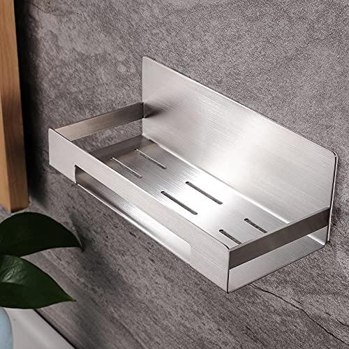 RUICER Duschkorb Ohne Bohren - Duschablage Selbstklebend Duschregal für Badezimmer Küche