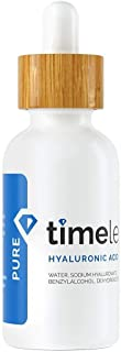 Bdellium Timeless Hyaluronic Acid 100% Pure Serum for Women 2 Oz.