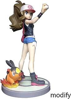 Duzhengzhou Pokémon Black and White Versions:Bucket with Pokabu - 7.9 Inches PVC Figure