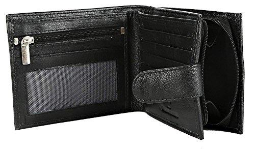 Mens Designer Genuine Leather Wallet
