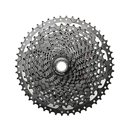Raspbery Monedero Integrado de Alta Resistencia para Rihui Mountain Bike Flywheel Engranaje Variable de Alta Resistencia múltiples Accesorios de Bicicletas de Tipo roscado de Rueda Libre chic