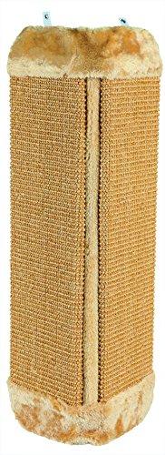 Trixie Tabla Rascadora para Esquinas, 32x60 cm, Marrón